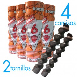 Oferta Pack Mixer 6 Booster