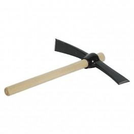 Alcotana mando de madera o piqueta yesaire
